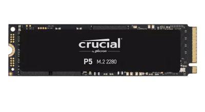 CRUCIAL CT1000P5SSD8 1 TB SSD (intern) für nur 101€ inkl. Versand