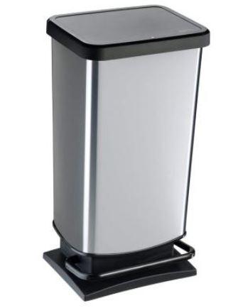 Rotho Paso Mülleimer 40l mit Pedal für nur 19,99€ inkl. Versand