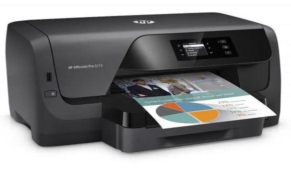 HP OfficeJet Pro 8210 Tintenstrahldrucker für nur 89,- Euro inkl. Versand