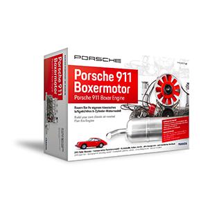 Franzis Bausatz Porsche 911 Boxermotor (Maßstab 1:14) für nur 114,99 Euro (statt 139,- Euro)