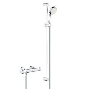 GROHE Grohterm Cosmopolitan 800 Duschthermostat mit Handbrause für nur 125,90€
