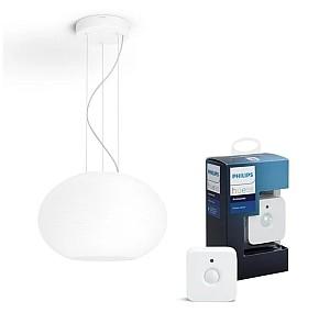Philips Hue White & Color Ambiance Flourish Pendelleuchte + Bewegungssensor für nur 254,49€ inkl. Versand (statt 302€)