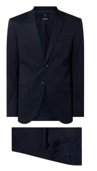 JOOP! Collection Extra Slim Fit Anzug Modell 'Damon