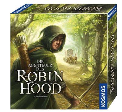 """Kosmos 680565 """"Die Abenteuer des Robin Hood"""" Familienspiel für nur 36,99 Euro inkl. Versand"""