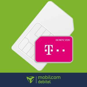 MD Telekom green Data XL Datentarif mit 15GB LTE (150 Mbit/s) für mtl. 9,99€