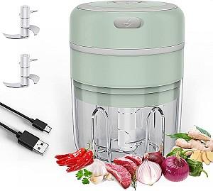 Mksutary elektrischer Gemüse-Zerkleinerer für nur 10,99€ inkl. Prime-Versand