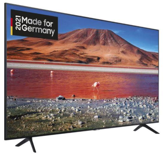 Samsung GU75TU7079U 75 Zoll 4K LED-Fernseher für nur 769€ inkl. Versand