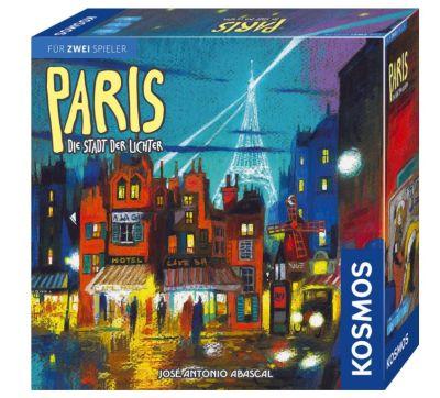 """Kosmos """"680442 Paris Die Stadt der Lichter"""" Strategiespiel für nur 14,38 Euro inkl. Versand"""