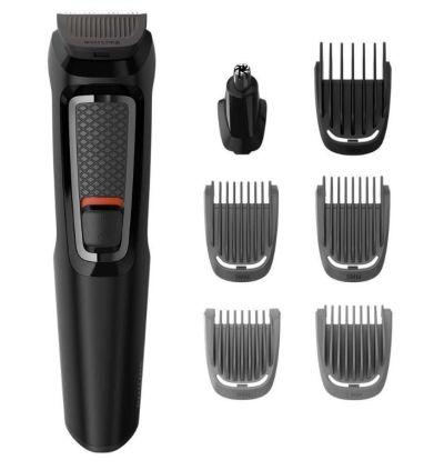 Philips Black Bartschneider/ Haartrimmer (abwaschbar, schwarz) für nur 35,99 Euro inkl. Versand