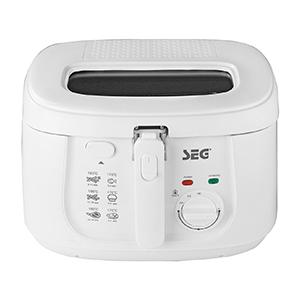 SEG Fritteuse (2,5L Fassungsvermögen, 1800 Watt) für nur 29,94€ inkl. Versand