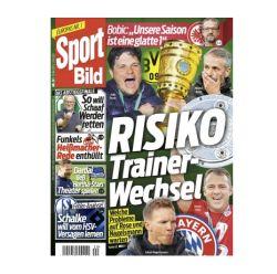 Halbjahresabo der Zeitschrift Sport Bild für 70€ und dazu als Prämie 65€ Amazon Gutschein erhalten