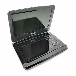 Tragbarer SUNPIN 10,5 Zoll DVD-Player mit Autohalterung für nur 39,99 Euro (statt 60,- Euro)