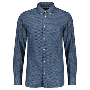 Tommy Hilfiger Herren Slim Fit Hemd für nur 46,71 Euro inkl. Versand