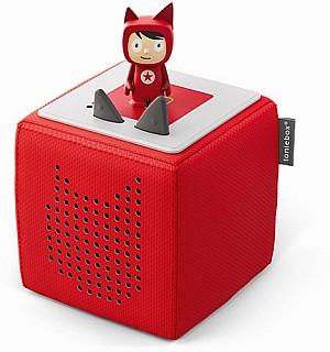 tonies Toniebox Starterset in rot (inkl. Kreativ Tonie) für nur 63,94€ inkl. Versand