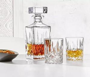 """Whisky-Gläserset """"Noblesse"""" von NACHTMANN (3-teilig) für 24,29 Euro (statt 50 Euro)"""