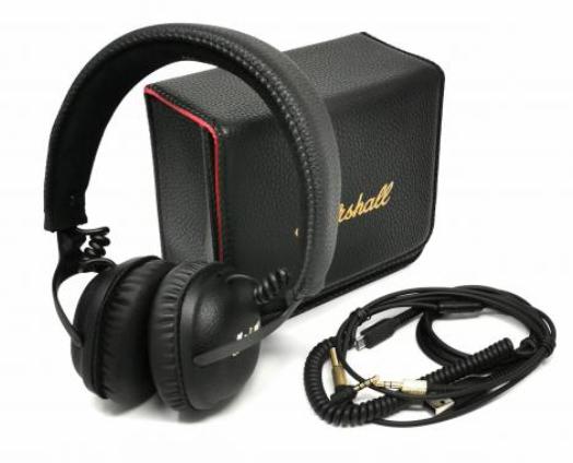 Marshall Mid Active Kopfhörer mit Noise Cancelling schwarz für nur 121 € inkl. Versand
