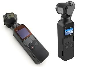 DJI Osmo Pocket (3-Achsen-Stabilisierung, 4k@60p, Display) für 169€ (statt 190€)