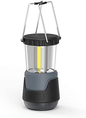 Docooler 3 in 1 Multifunktions Leuchte (inkl. Drahtloses Laden und Bluetooth Lautsprecher) für 25,99€