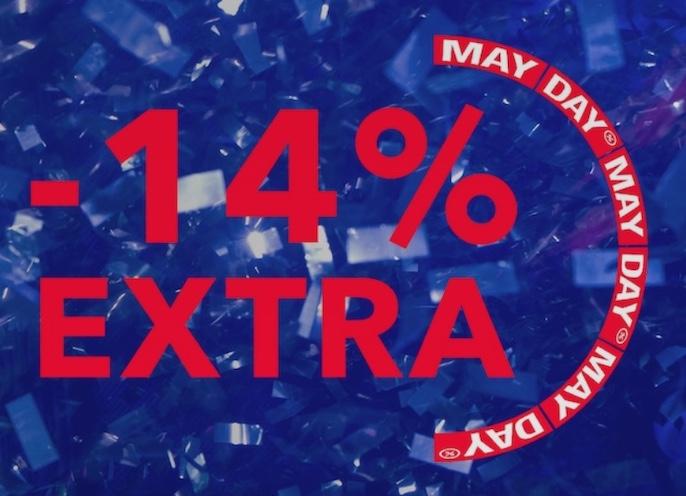 14% Extra-Rabatt auf den gesamten Einkauf bei ABOUT YOU (MBW: 75€)