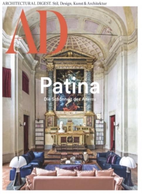 Halbjahresabo (5 Ausgaben) AD ARCHITECTURAL DIGEST für 47,50€ – als Prämie: 40€ BestChoice Einkaufs-Gutschein