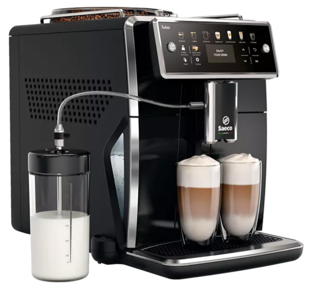 SAECO SM 7580/00 Xelsis Kaffeevollautomat für 789€ inkl. Versand (statt 880€)