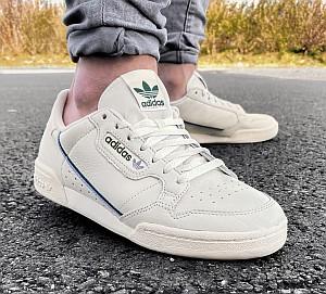 adidas Originals Continental 80 Sneaker für nur 48,48€ (statt 60€)