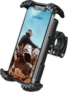 Beemoon H18 Fahrrad- oder Motorrad-Handyhalterung für nur 5,59€