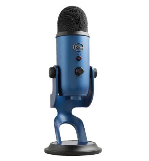 BLUE MICROPHONES Yeti USB Mikofon in Midnight Blue für nur 99€ inkl. Versand (statt 120€)