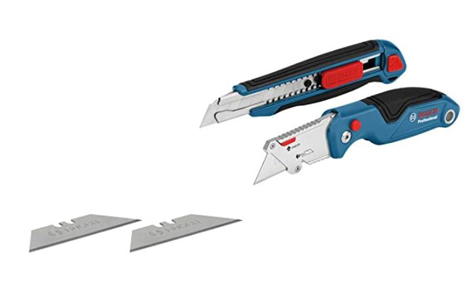 Bosch Professional 2 tlg. Messer Set