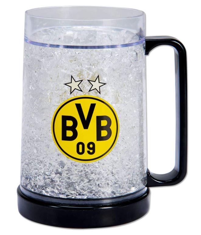 Borussia Dortmund BVB-Bierkrug zum Einfrieren für nur 12,99€ (statt 20€)