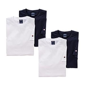 4er-Pack Champion Unisex T-Shirts für nur 37,48€ inkl. Versand