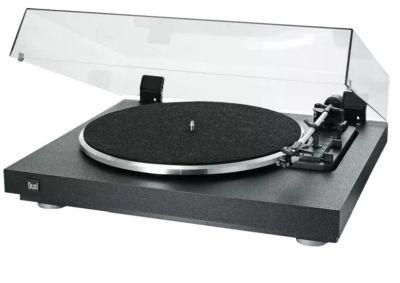 DUAL CS 440 vollautomatischer Plattenspieler (schwarz) für nur 245€ inkl. Versand