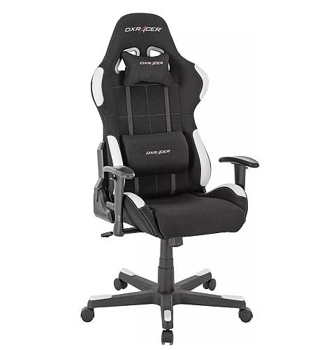 DXRacer 5 – Gamingstuhl (schwarz/weiß) für 213,95€ (statt 260€)
