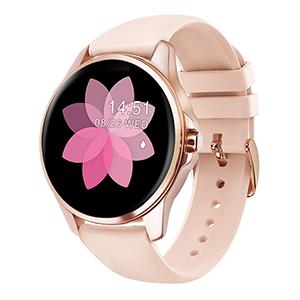 EIVOTOR Damen Fitness Smartwatch für nur 27,85€ inkl. Prime-Versand