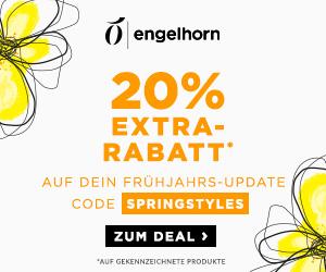 Engelhorn Weekly Deal: 20% Rabatt auf über 11.700 Produkte im Sports- & Fashion-Shop