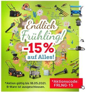 15% Rabatt auf alle Produkte bei Fuxtec!
