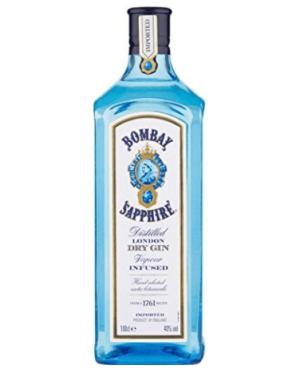 Doppelpack: Zwei Flaschen Bombay Sapphire (47% vol., 1l) für nur 39,80€ inkl. Lieferung
