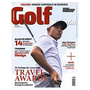 Jahresabo (12 Ausgaben) GOLFmagazin für 9,99€ (statt 96€)