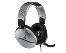 Turtle Beach Recon 70 Silber Gaming Headset für 22,99€