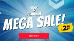 Großer hummel Sale mit bis zu 85% Rabatt bei SportSpar – z.B. Trainingsjacken ab 7,99€