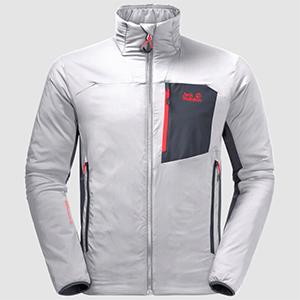 Jack Wolfskin Atmos Jacket M Herren Isolationsjacke für nur 92,90€ inkl. Versand