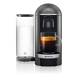 Krups Nespresso Vertuo Plus Kaffeekapselmaschine für nur 59€ inkl. Versand