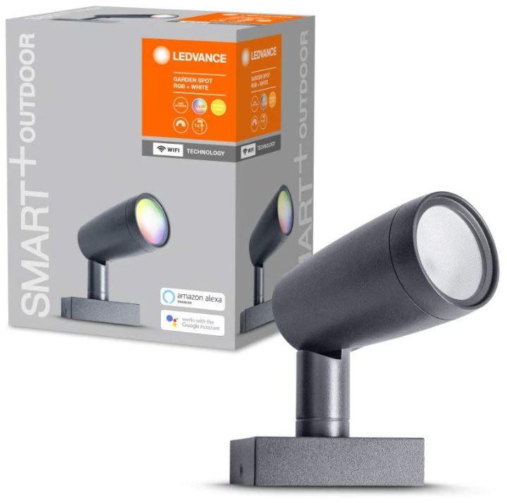LEDVANCE Smarte LED Gartenleuchte Spot-Strahler
