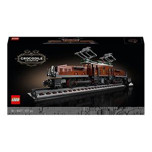 LEGO Creator Expert 10277 Lokomotive Krokodil Set für nur 89,99€ inkl. Versand