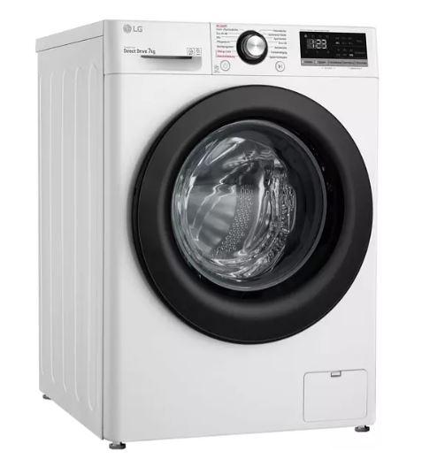 LG F14WM7EN0E Waschmaschine (7 kg, 1360 U/Min., EEK D) für nur 323,99€ inkl. Versand (statt 430€)