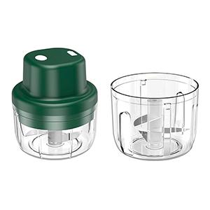 MLFLOWER elektrisch Gemüse-Zerkleinerer mit 2 Schüssel (150ml/300ml) für nur 14,39€ inkl. Prime-Versand