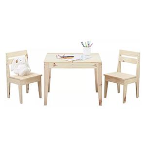Modern Living Kindersitzgruppe aus Kiefer für nur 40,88€ inkl. Lieferung