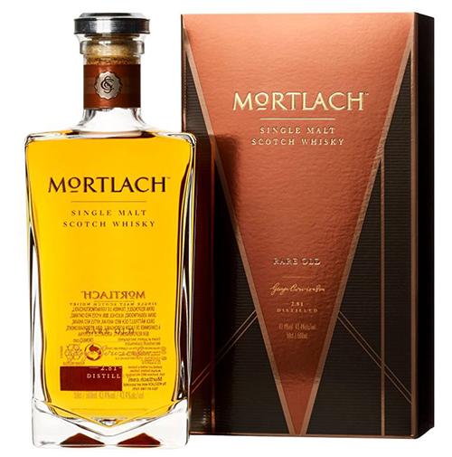 Mortlach Rare Old Single Malt Scotch Whisky (1 x 0.5 l) für nur 39,96€ (statt 59€)