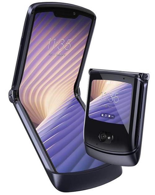 Ultraknaller! MOTOROLA razr 5G 256 GB Schwarz Dual SIM für nur 767€ inkl. Versand (statt 1.444€)