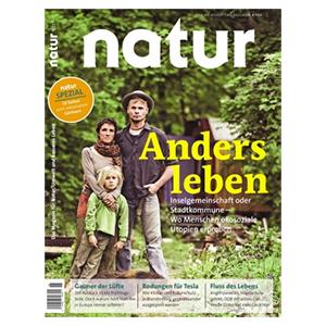 """Knaller! Jahresabo (14 Ausgaben) der Zeitschrift """"natur"""" für 96,74€ – als Prämie: 90€ BestChoice Einkaufs-Gutschein"""